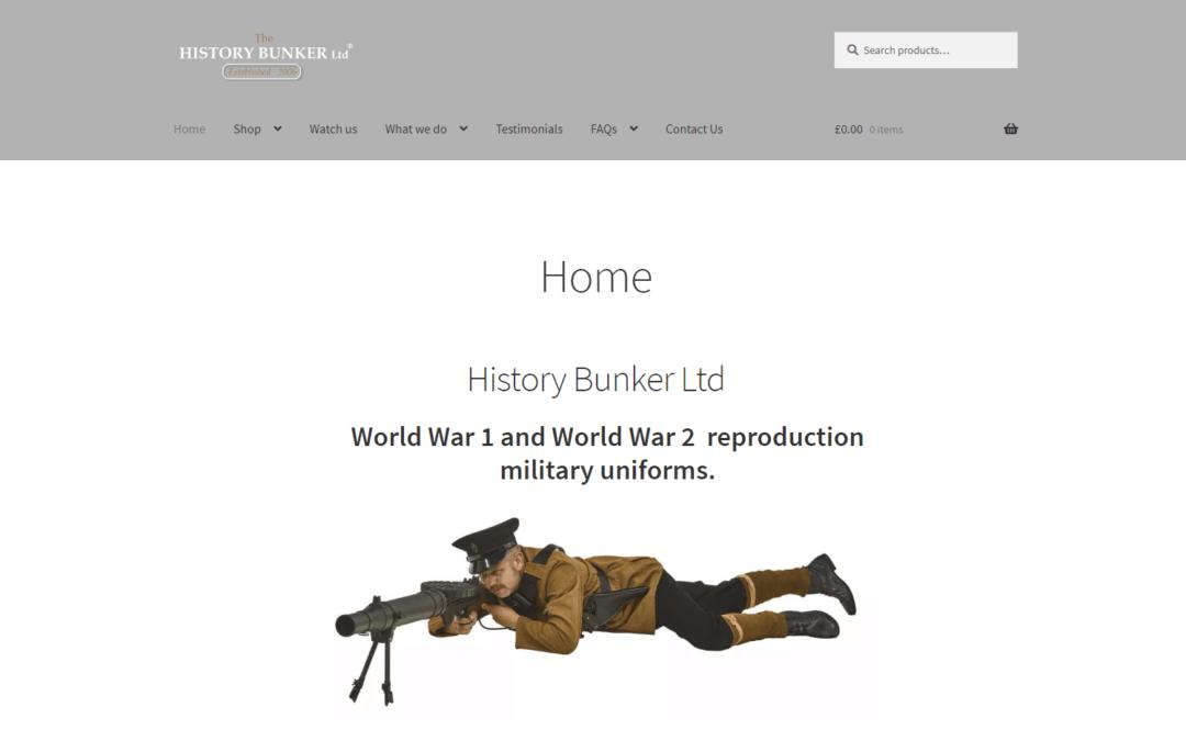 History Bunker